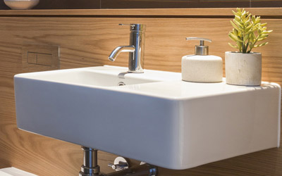 Bathroom-Renovations-Melbourne-Sinks-Taps